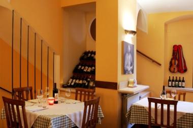 Interno | Trattoria Gasparo - Brescia
