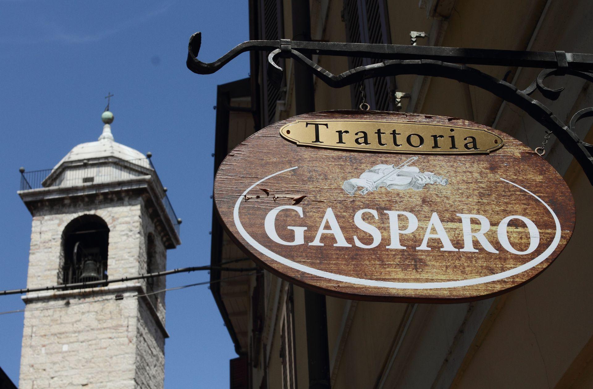 Contatti - Trattoria Gasparo | Brescia centro storico