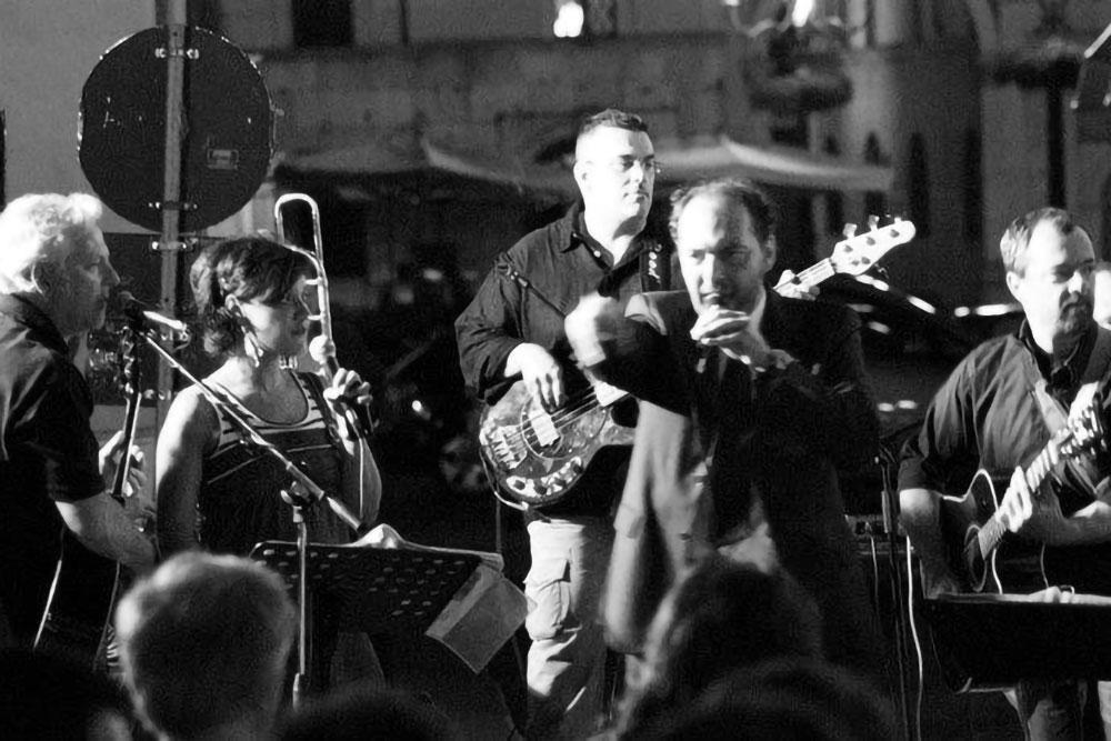 Musica in via Gasparo con Stefanino Meraviglia Orchestra - Trattoria Gasparo